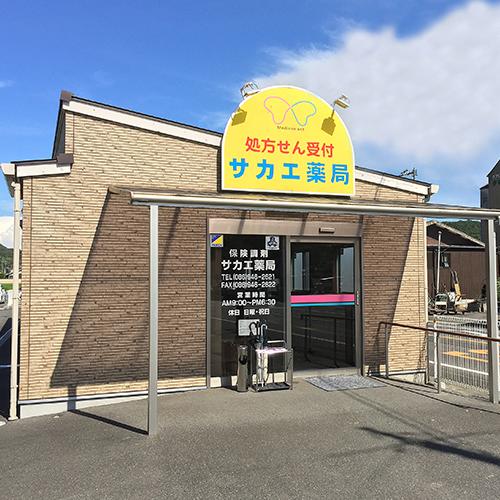 サカエ薬局 山南店